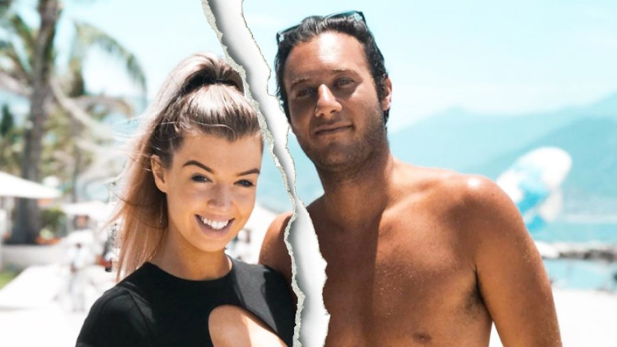Too Hot to Handle's Bryce Hirschberg and Nicole O'Brien Split