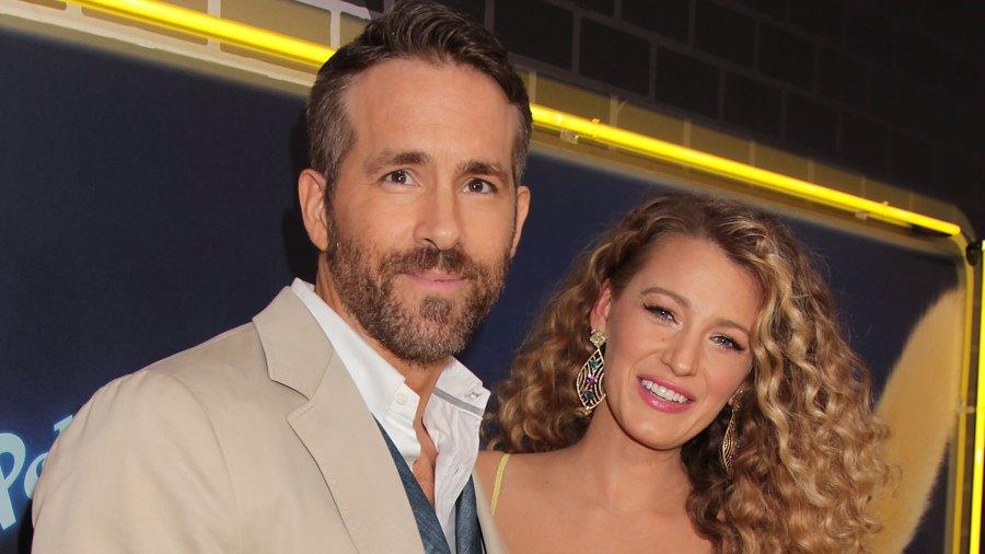Blake Lively Jokes About Fake Photo of Ryan Reynolds in His Underwear