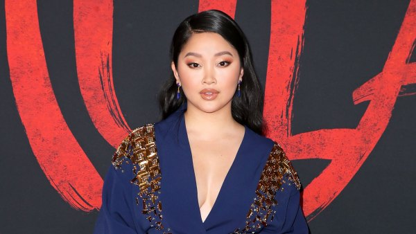 Celebs Wearing Jumpsuits - Lana Condor