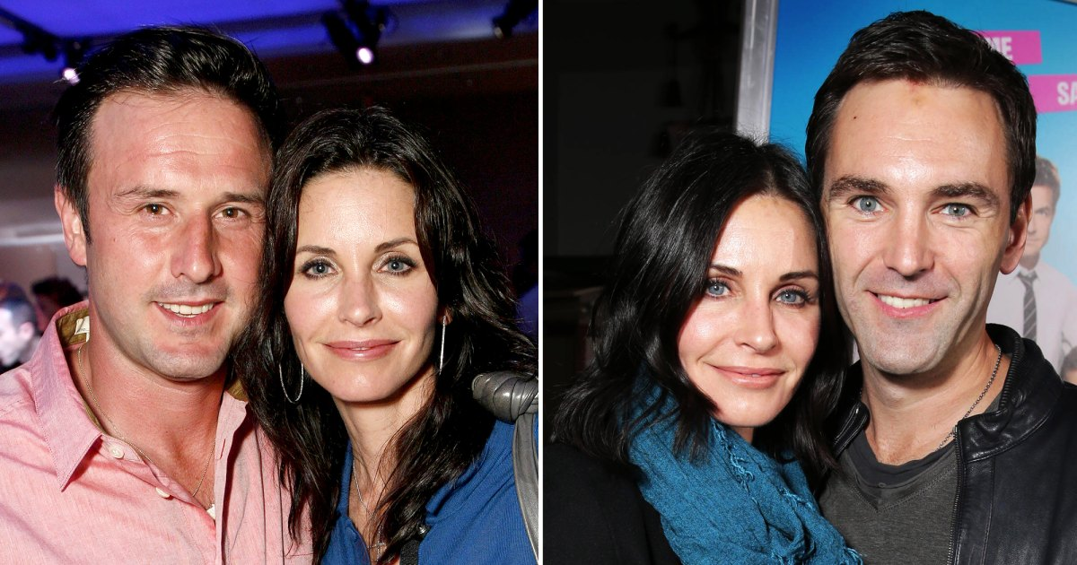 Courteney Cox's Dating History: From Michael Keaton and David Arquette to Johnny McDaid