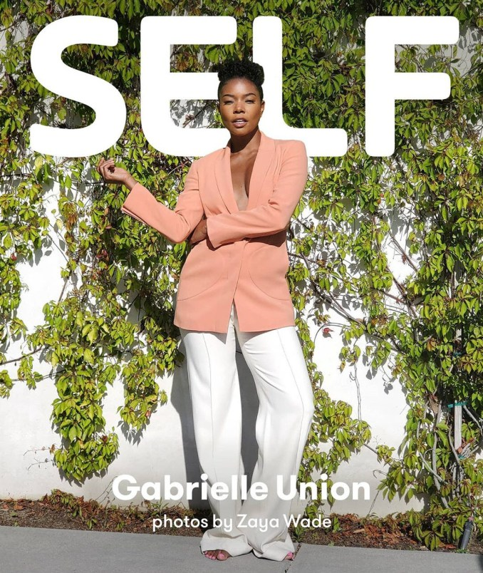 Gabrielle Union Self Magazine Cover Was Shot By This Talented Person