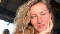 Gisele's Most Stunning Fresh-Faced Selfies of All Time