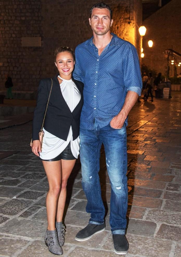 Hayden Panettieres Ex Wladimir Klitschko Has Been Supportive Of Her