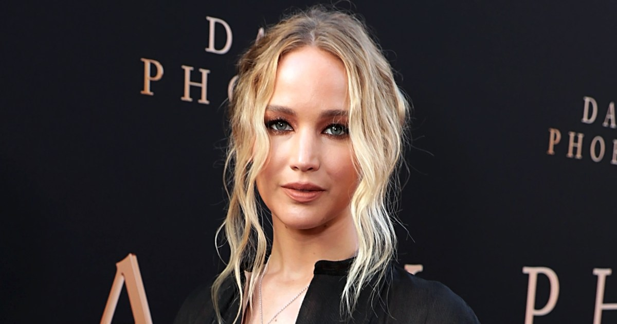 Jennifer Lawrence Finally Joins Twitter