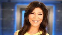 Julie Chen Big Brother Yellow Dress CBS
