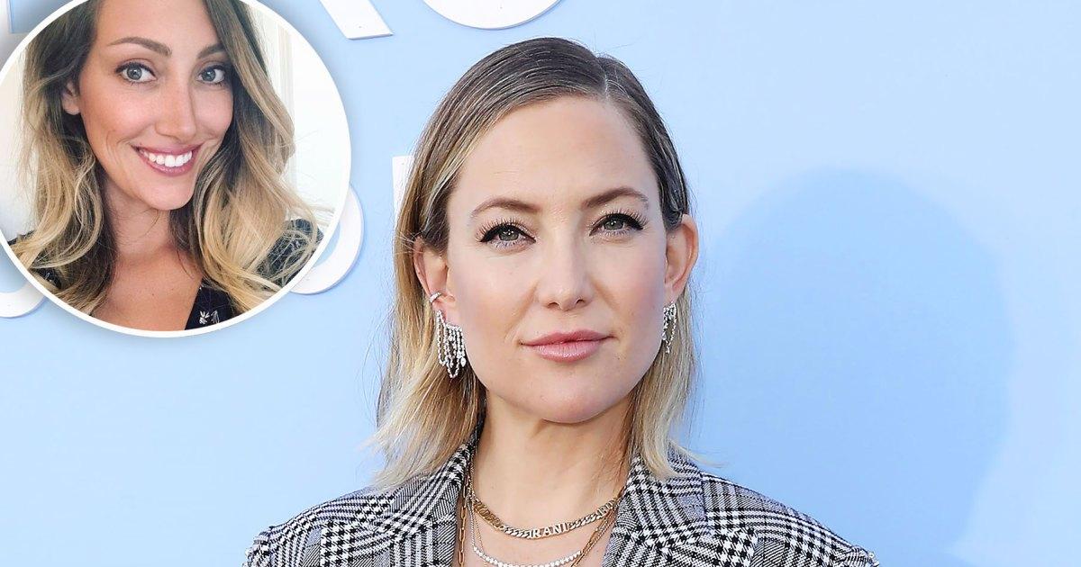 Kate Hudson's Fabletics Terminates Partnership With Myka Stauffer