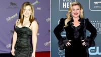 Kelly Clarkson Felt Pressure About Her Body While She Was Thin