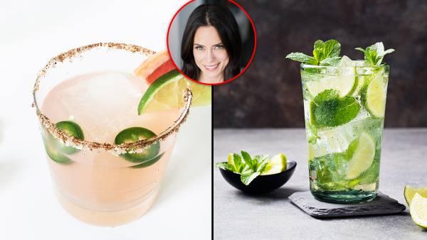 Celebrity Dietitian Keri Glassman Shares Low-Calorie Summer Cocktail Recipes That Taste Great