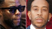 Kevin Hart and Ludacris Attend George Floyd Memorial Service After His Death
