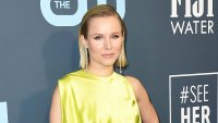 Kristen Bell Says Homeschooling Her Daughters Still Sucks