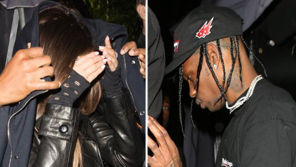 Kylie Jenner and Travis Scott Spotted Leaving Los Angeles Hotspot Together After Night Out