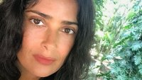 See Salma Hayek's Most Iconic Makeup-Free Selfies From Over the Years