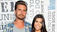 Scott Disick Is Always Flirting With Kourtney