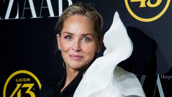 Sharon Stone Was Once Struck by Lightning and Thrown Across Her Kitchen