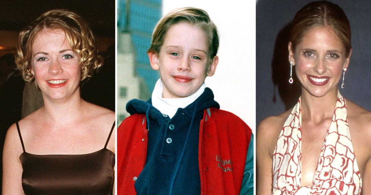 Melissa! Macaulay! SMG! '90s Stars: Then and Now