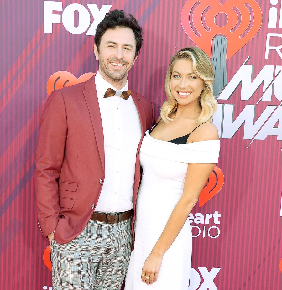 Pregnant Stassi Schroeder Shows Off Her Growing Baby Bump After Confirming She Is Having a Girl