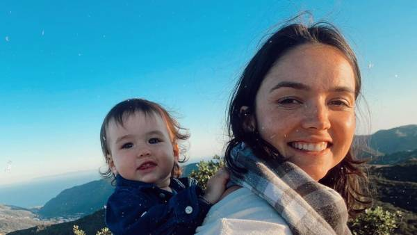Bekah Martinez Never Planned to Nurse Daughter Ruth This Long Instagram