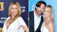 Brandi Glanville Tells Denise Richards Aaron Phypers Be Trouple