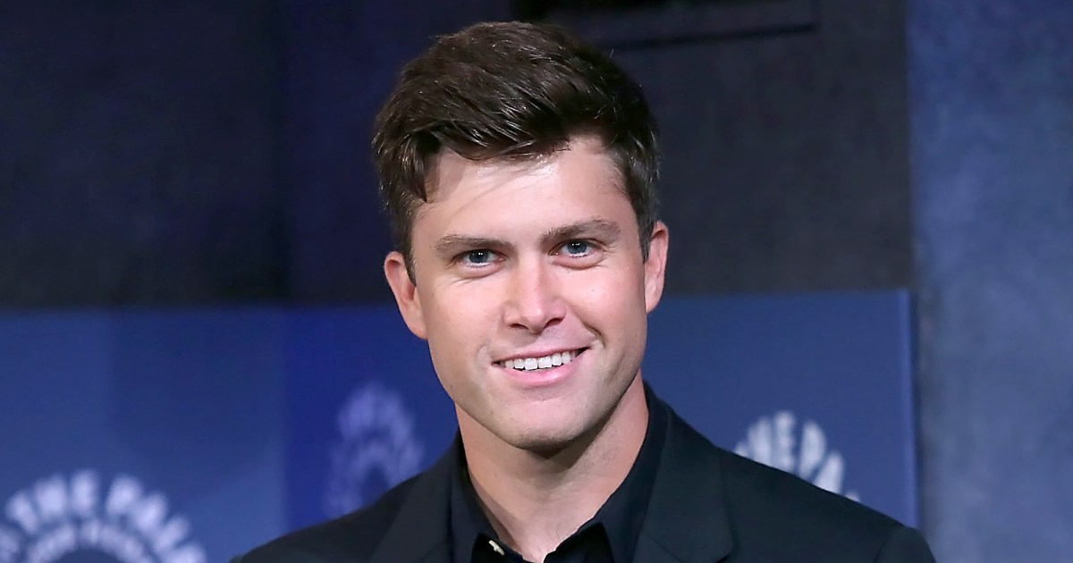A Very Punchable Face Colin Jost
