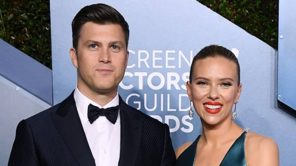 Colin Jost Was 'Worried' About Losing His Identity With Scarlett Johansson, Wasn't Jealous of Her Onscreen Costars