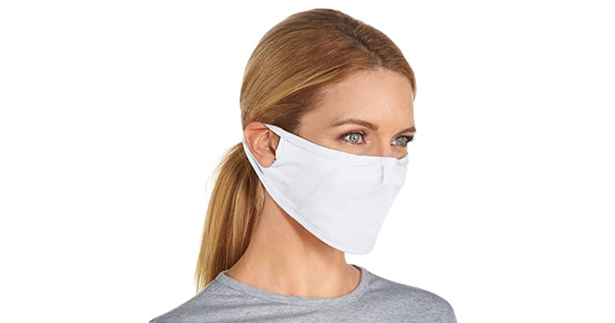 These Cooling Face Masks With UV Protection Are Perfect for Summer