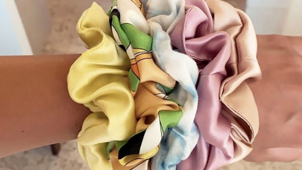 Emi Jay Cofounder Wants You to Ditch Your Flat Iron for a Chic Scrunchie
