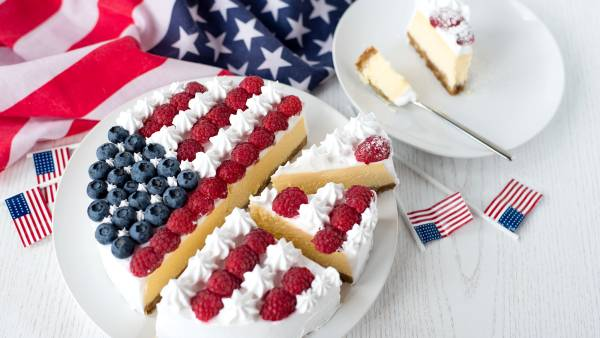 Google Shares Most Searched 'Red, White and Blue' Recipes and More July 4th Search Trends