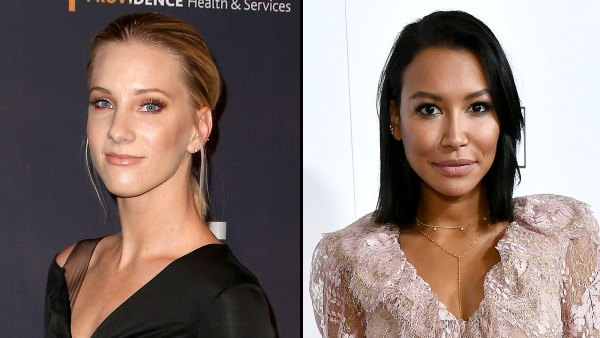 Heather Morris Is Taking Time to Honor Her Grief After Costar Naya Rivera Tragic Death 2