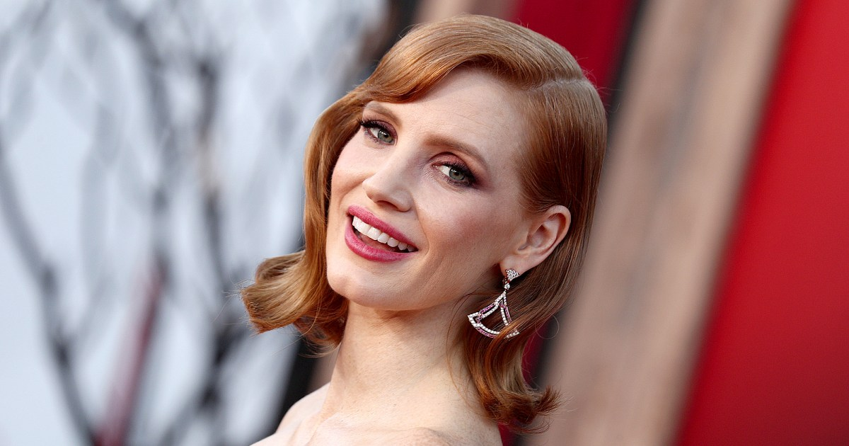 Jessica Chastain Used a LetsGetChecked At-Home Coronavirus Test in L.A.