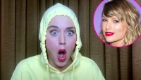 Katy Perry Reacts to Fan Theory That She and Taylor Swift Are Related