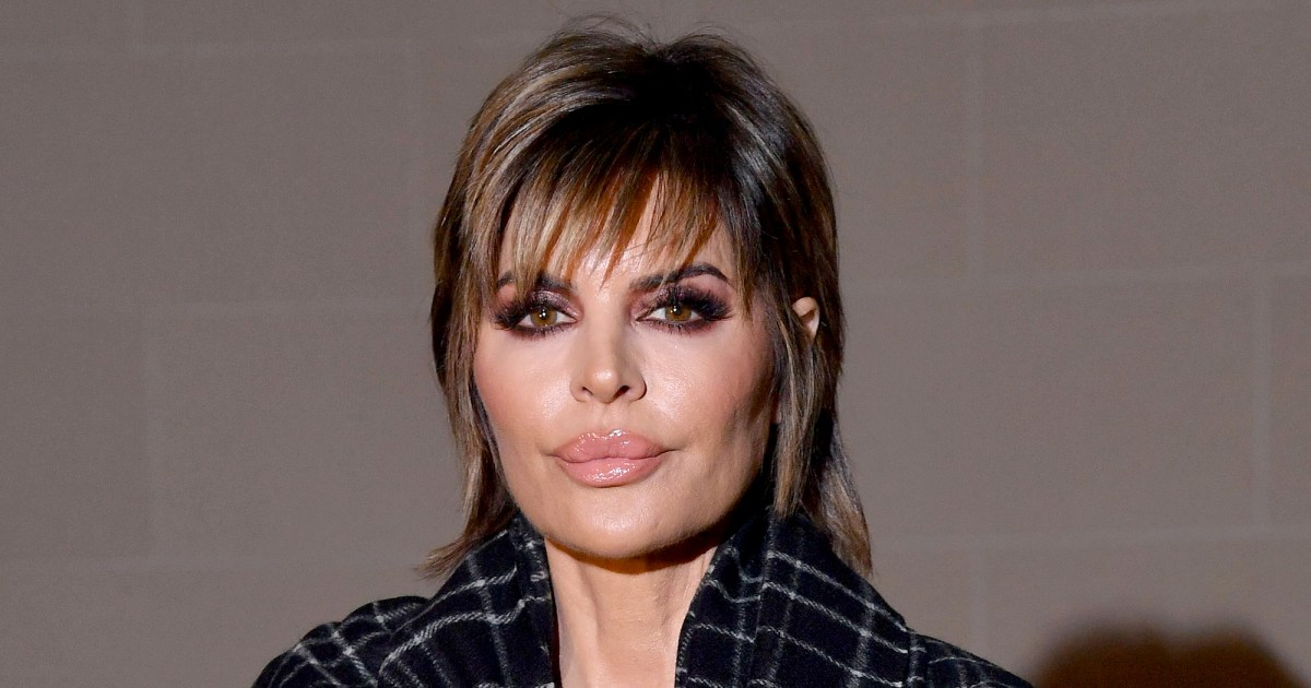 Lisa Rinna Addresses Criticism She Received Over Nude Birthday Post
