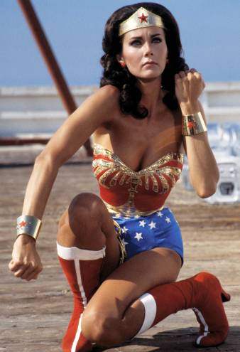 Lynda Carter Still Has Her 'Wonder Woman' Bracelets