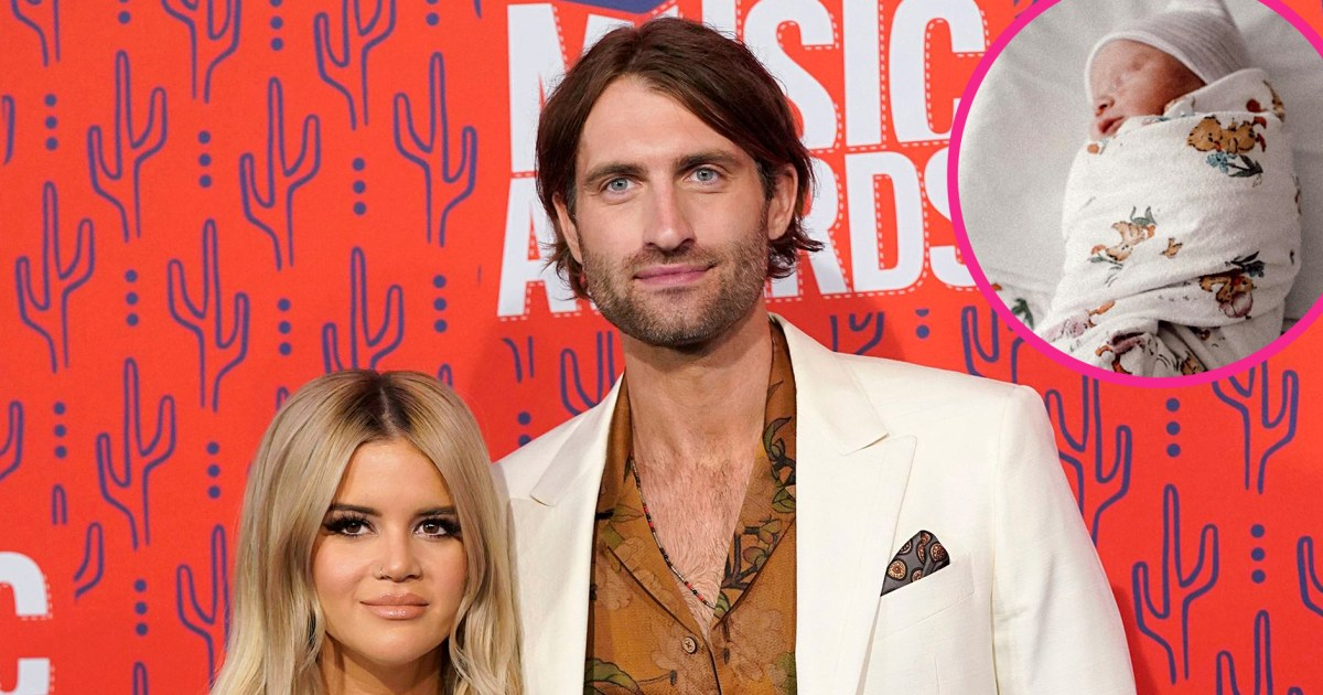 Country Cuties! Maren Morris' Family Album With Husband Ryan Hurd, Son Hayes
