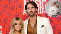Maren Morris Family Album See Pics With Husband Ryan Hurd Son Hayes