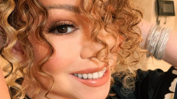 Mariah Carey's Highlighted Curls Steal the Show in Her Latest Snap
