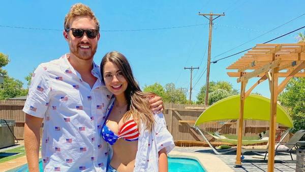 Peter Weber and Kelley Flanagan Bachelor Get Along With Each Others Families