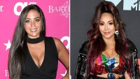 Jersey Shore Sammi Giancola Sends Love Nicole Polizzi After Fallout