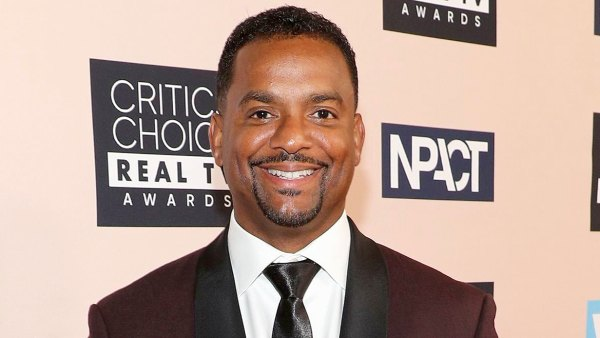 See Which 90s Star Alfonso Ribeiro Went RVing With