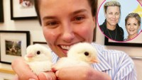 Sophia Bush Is Raising Chickens Amid the Coronavirus Quarantine and Names Them After Inspiring Women