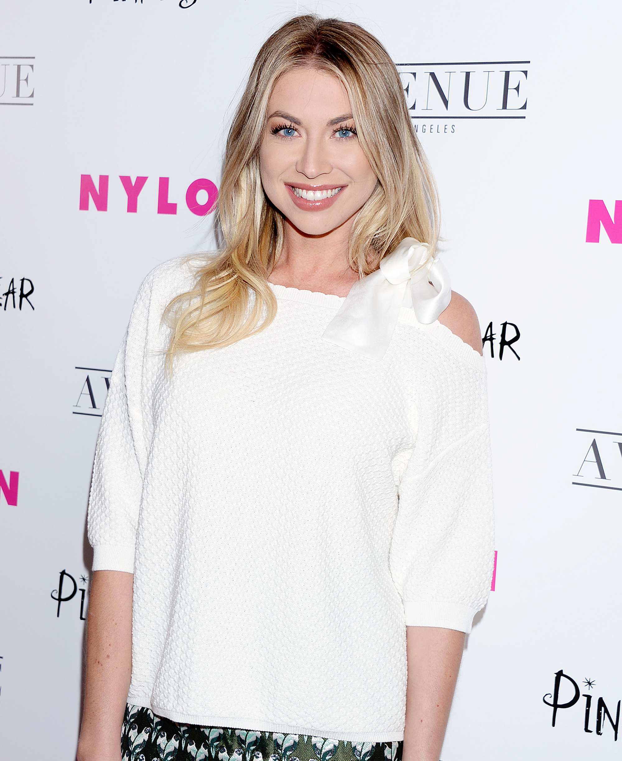 Stassi Schroeder Worries Her Baby's Coming Early After Sharing New Bump Pic