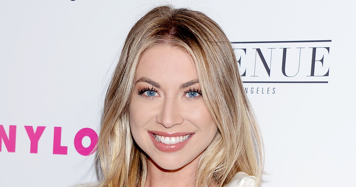 Stassi Schroeder Worries Her Baby's Coming Early After Sharing New Bump Pic 1