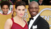 Taye Diggs Idina Menzel Son Doesnt Feel the Need Follow Their Footsteps