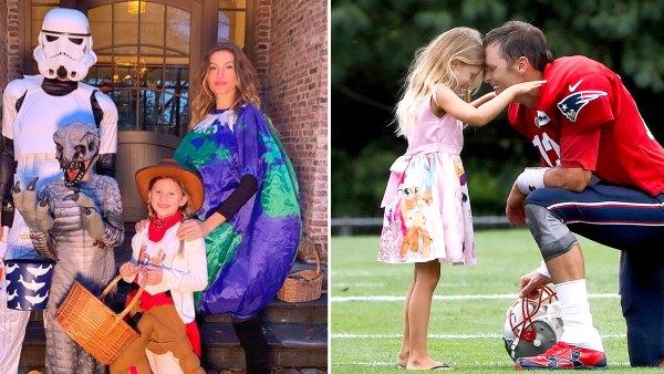 Tom Brady and Gisele Bundchens Family Album