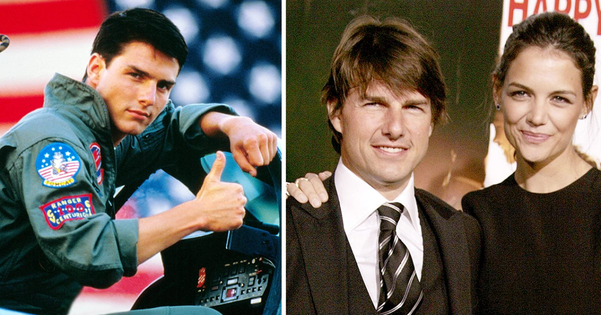 Tom Cruise through the years: movies, marriages and more