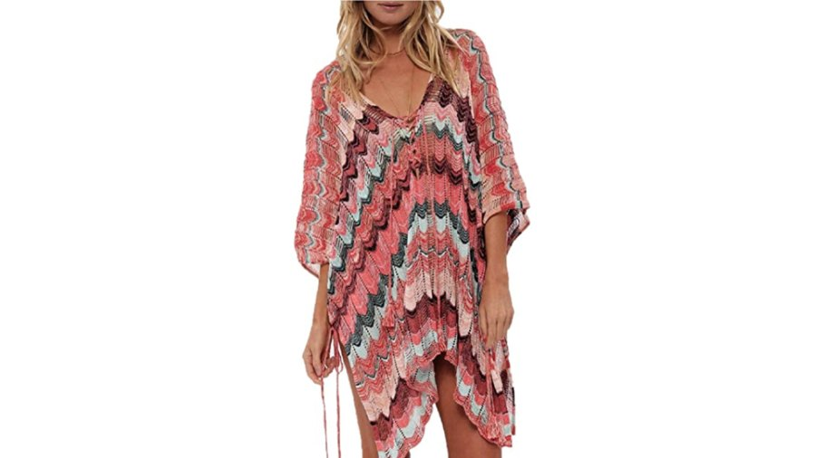 Wander Agio Beach Swimsuit Cover Up for Women