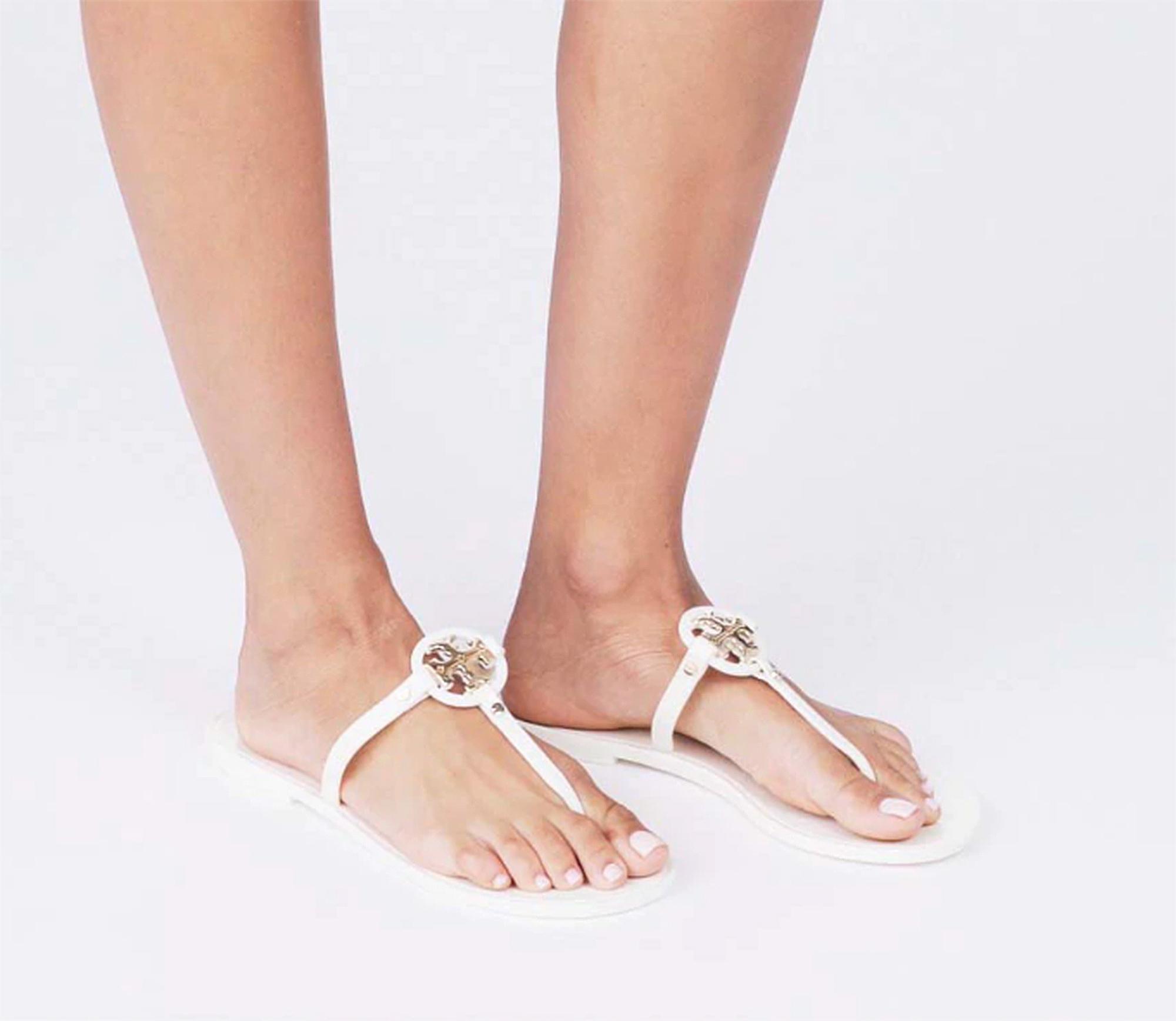 tory burch mini miller sandals sale
