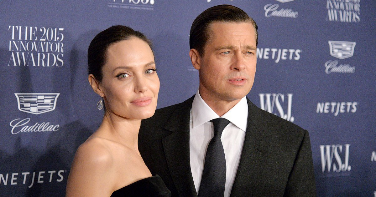 Brad Pitt, Angelina Jolie's Ups and Downs Through the Years