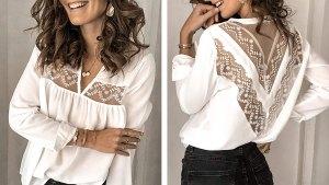 Lovezesent Lace Shirt