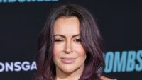 Alyssa Milano Shows Fans 'What COVID-19 Does to Your Hair': Watch