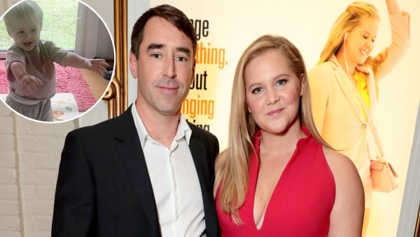Amy Schumer Family Moments Gene All Smiles